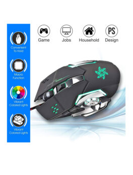 G815 Wired Gaming Mouse