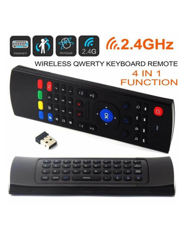 MX3 Air Remote Control