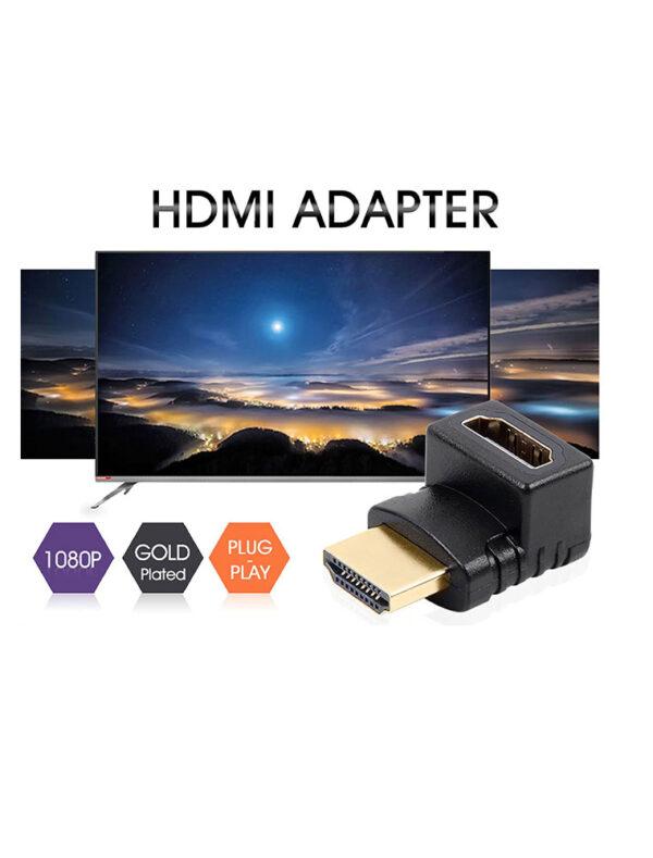 HDMI Male Female connector