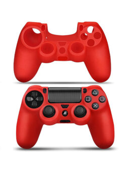 Red Sleeve for PS4