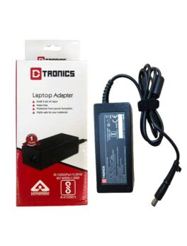 HP 65W laptop charger adapter