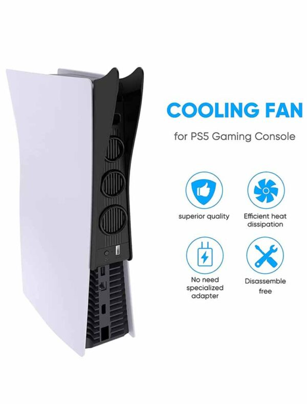 Cooling Fan for PS5 console