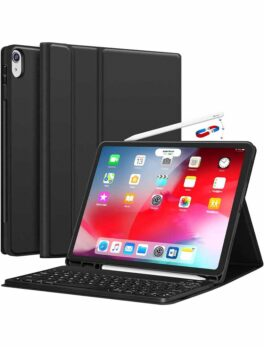 Case cover with keyboard for iPad Pro 12.9 inch